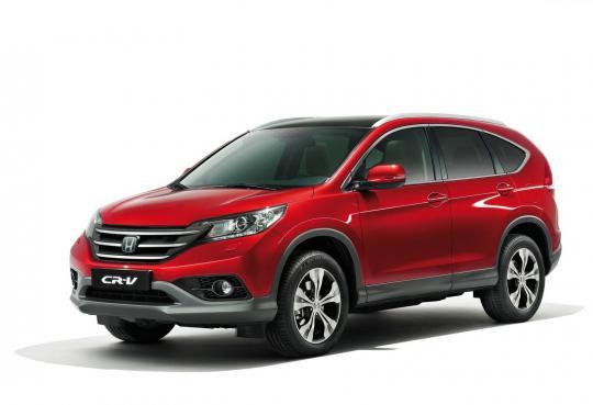 2013 Honda CR-V Photo 1