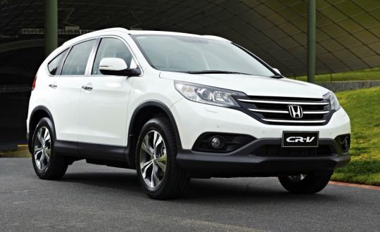 2015 Honda CR-V Photo 1