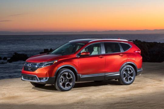 2018 Honda CR-V - VIN: 2hkrw2h95jh602756 - AutoDetective.com