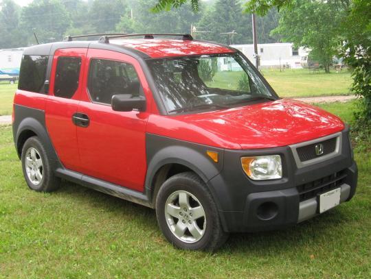 2007 Honda Element Vin 5j6yh187x7l007995 Trailer Wiring Harness Photos Videos