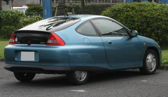 2000 Honda Insight Vin Jhmze1357yt001595