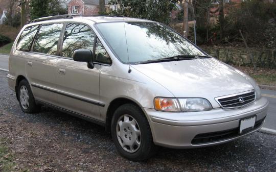 Honda Odyssey Recall Vin