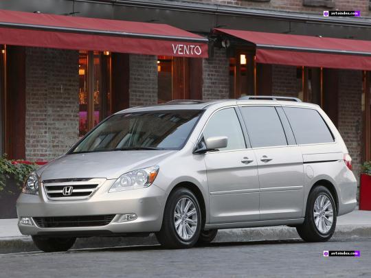 2005 Honda Odyssey Photo 1