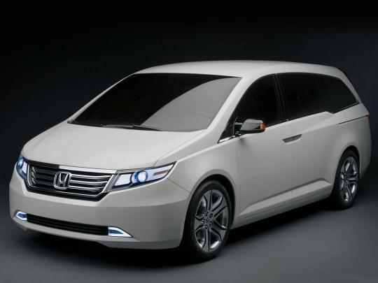 2013 Honda Odyssey Photo 1