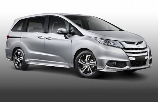 2015 Honda Odyssey Photo 1