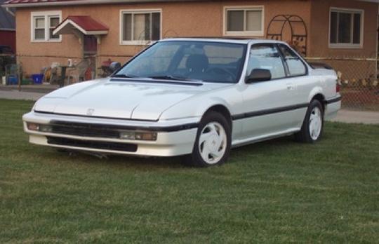 1990 Honda Prelude - VIN: JHMBA4133LC022064 - AutoDetective.com