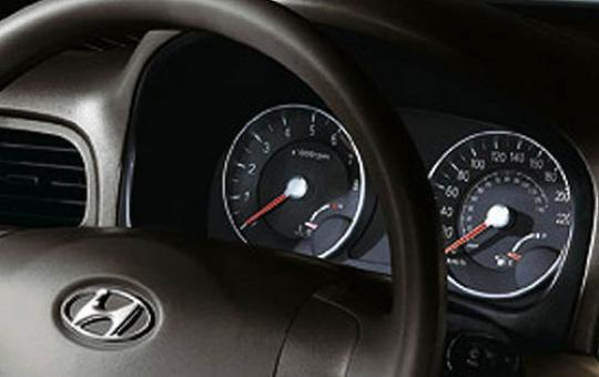 Where Is The Spare Tire Located In A Hyundai 2014 Elantra