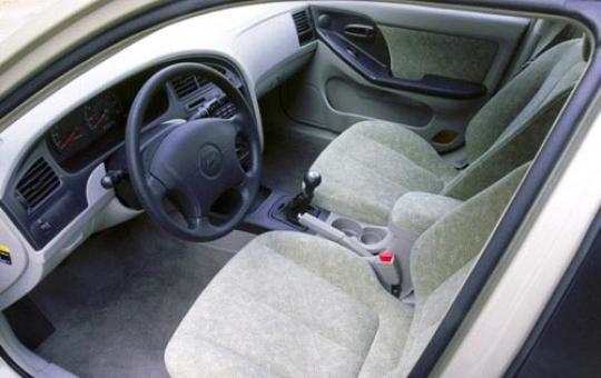 2003 Hyundai Elantra Vin Kmhdn55d23u076940