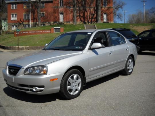 2005 Hyundai Elantra Photo 1