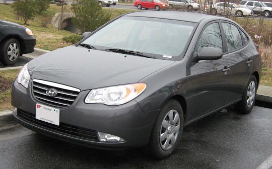 2007 Hyundai Elantra Vin Kmhdu46d47u267051