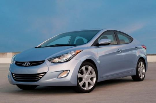 2012 Hyundai Elantra Photo 1