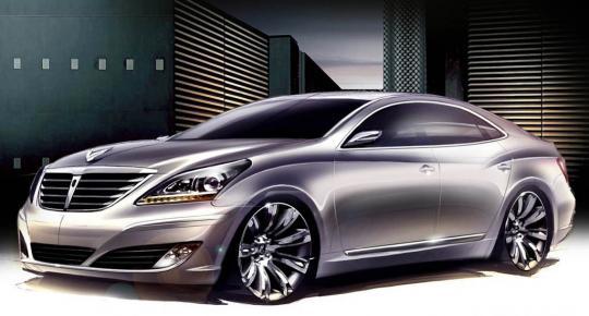 2016 Hyundai Equus Signature Photo 1