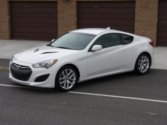 2013 Hyundai Genesis 5 0L R-Spec