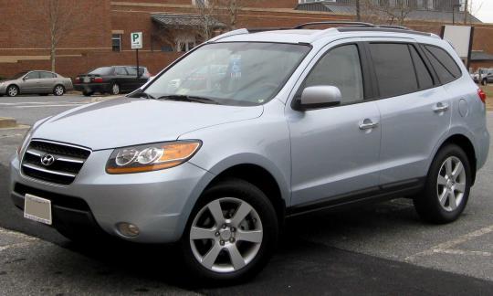 2009 Hyundai Santa Fe Vin 5nmsh13e59h265797 Autodetective Com