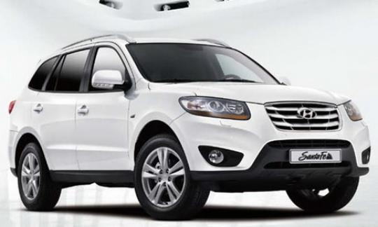2010 Hyundai Santa Fe Vin Number Search Autodetective