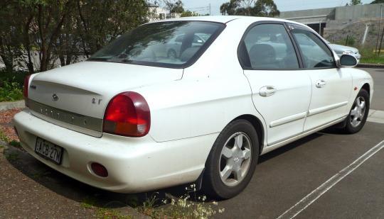 2000 Hyundai Sonata Vin Kmhwf25s3ya158395 2001 Wiring Harness Srs