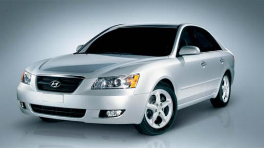 2007 Hyundai Sonata Photo 1