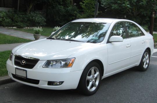 2009 Hyundai Sonata Photo 1