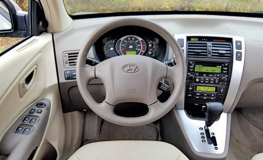 2007 Hyundai Tucson Vin Km8jn72d87u688083