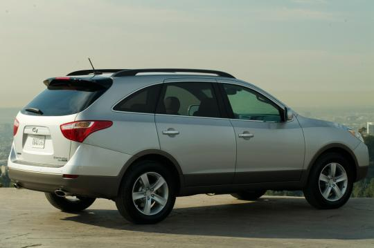 2007 Hyundai Veracruz Vin Km8nu13cx7u007882