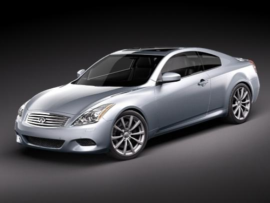 2012 Infiniti G Coupe Photo 1