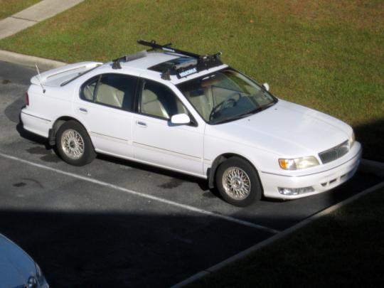1997 infiniti i30t