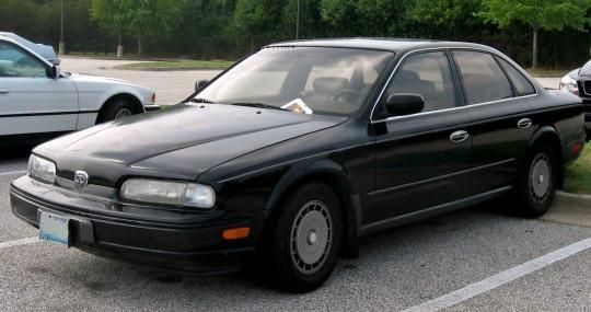 1990 Infiniti Q45 Photo 1