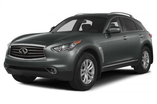 2014 infiniti qx70 vin jn8cs1mwxem410904. Black Bedroom Furniture Sets. Home Design Ideas