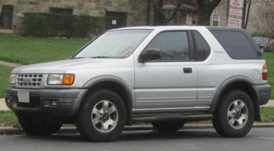 1998 Isuzu Amigo S 2WD