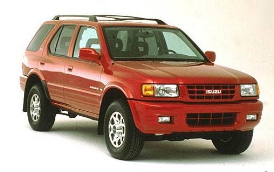1999 Isuzu Rodeo S 2WD