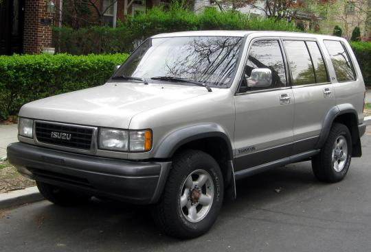 3 Row Vehicles All New Car Release And Reviews Panterra Four Wheeler Wiring Diagram 1998 Isuzu Trooper Vin Jacdj58x8w7904111 Autodetectivecom