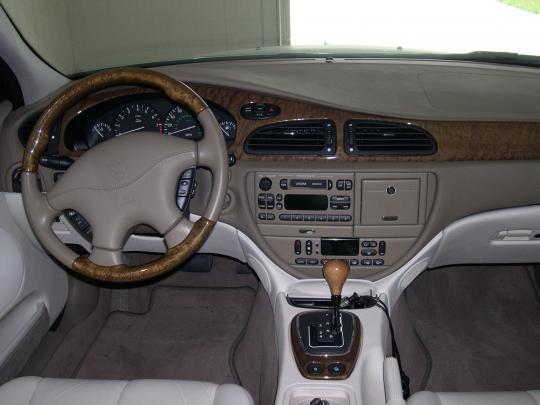 Wiring Diagram 2000 Jaguar S Type Interior Library