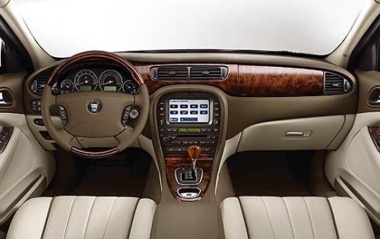 2008 Jaguar S Type Vin Sajwa01ax8fn83184