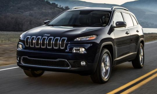 2015 Jeep Cherokee Photo 1