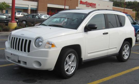 2007 Jeep Compass Photo 1