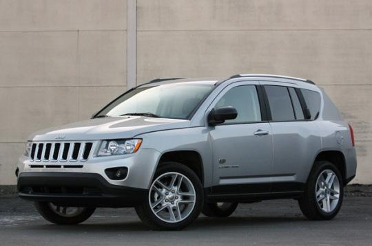 2011 Jeep Compass Sport 4WD Photo 1