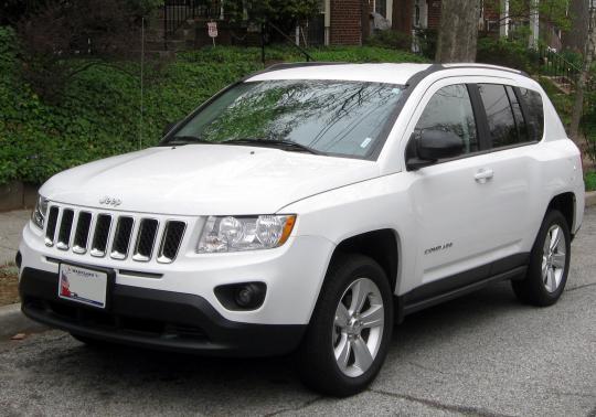2012 Jeep Compass Photo 1