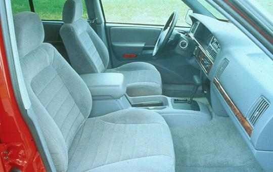 1996 jeep grand cherokee vin 1j4gz58sxtc323265 - 1996 jeep grand cherokee interior ...