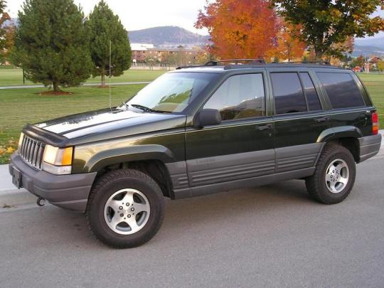1997 jeep grand cherokee vin 1j4gz58s5vc534702. Black Bedroom Furniture Sets. Home Design Ideas