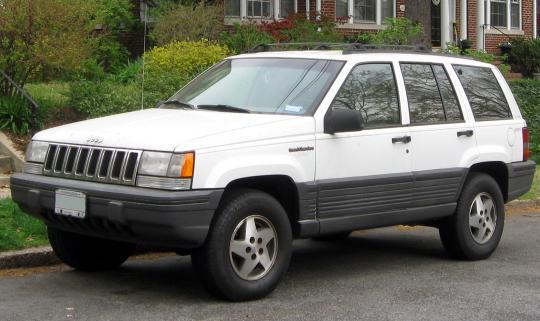 1997 Jeep Grand Cherokee Photo 1