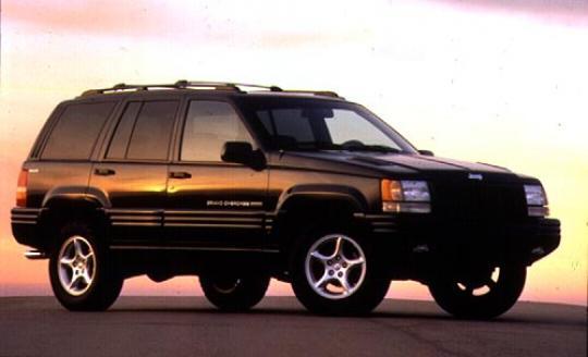 1998 Jeep Grand Cherokee Photo 1