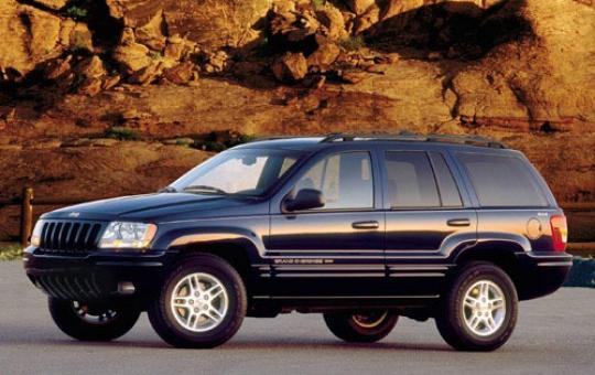 2000 Jeep Grand Cherokee exterior