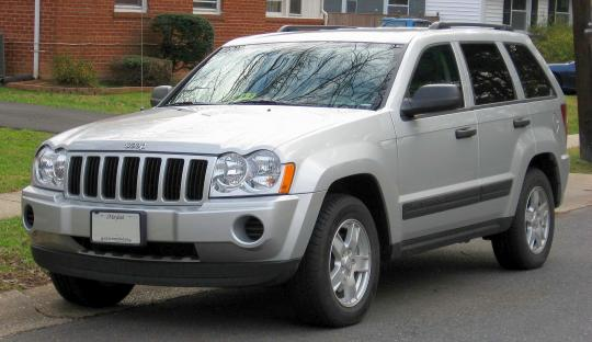 2007 Jeep Grand Cherokee Photo 1