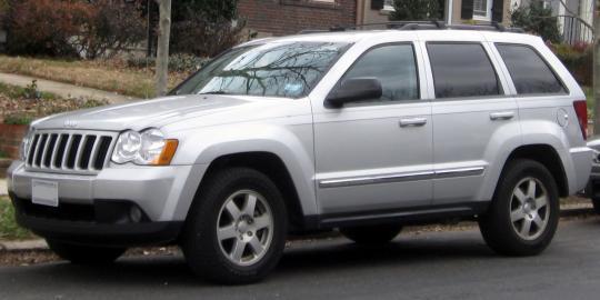 2008 Jeep Grand Cherokee Photo 1