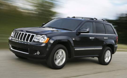 2010 Jeep Grand Cherokee Photo 1