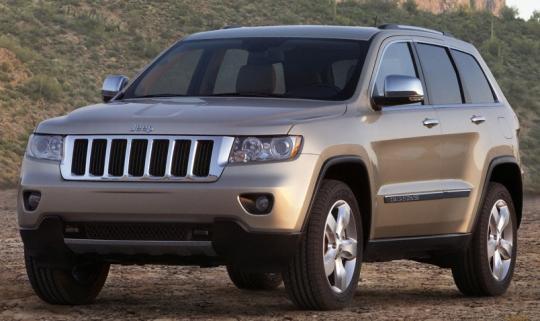 2011 Jeep Grand Cherokee Photo 1