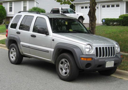 2003 Jeep Liberty Photo 1