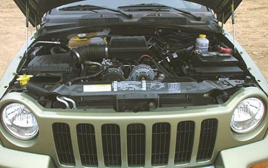 2004 Jeep Liberty Mpg >> 2004 Jeep Liberty - VIN: 1J4GL48K04W322413 - AutoDetective.com