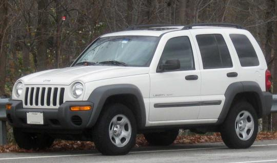 2004 Jeep Liberty Photo 1