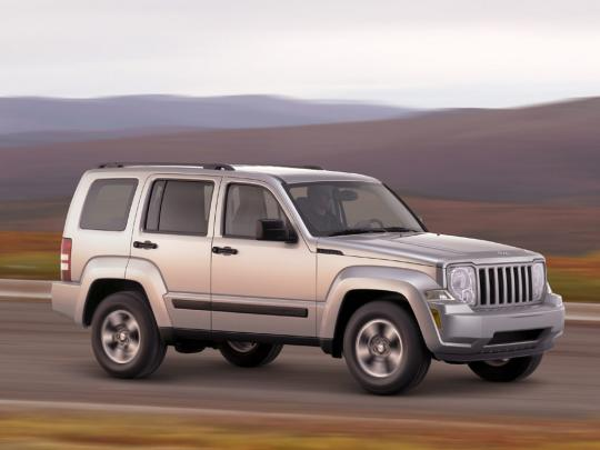 2008 Jeep Liberty Photo 1